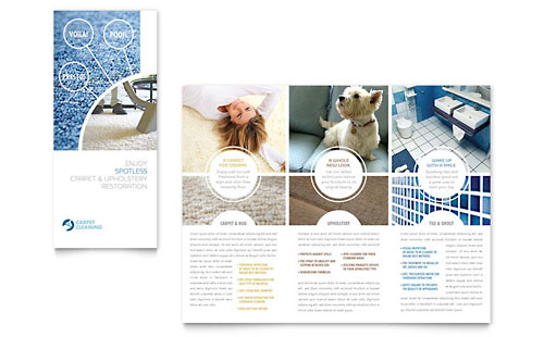 Free Tri-Fold Brochure Template | Sample Brochures