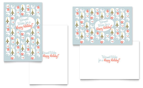 Free Greeting Card Template | Sample Greeting Cards