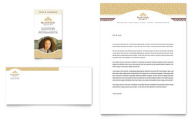 Luxury Real Estate - Business Card Template
