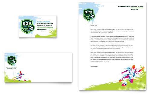 Free letterhead templates download letterhead designs youth soccer letterhead template spiritdancerdesigns Images