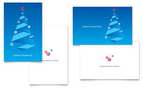 Free Greeting Card Template Design