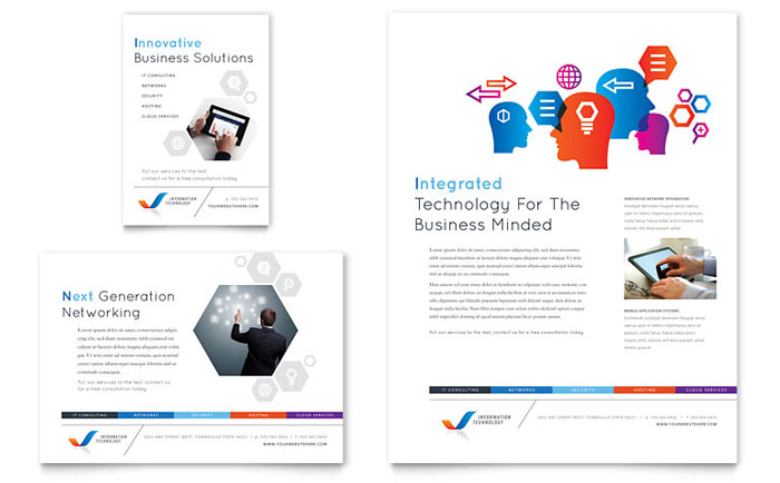 Free Brochure Templates | Download Brochure Designs