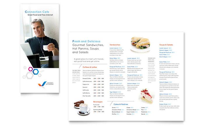 Free Restaurant Menu Templates Download Menu Designs